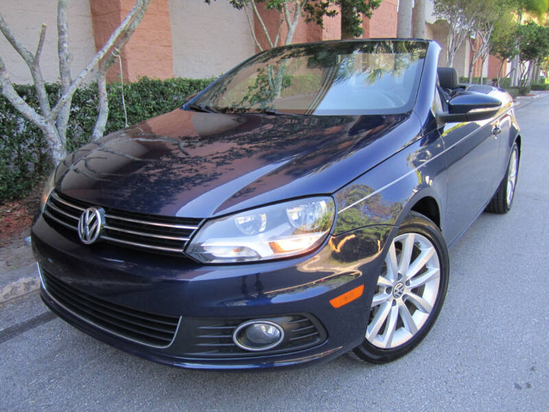 2012 Volkswagen Eos for sale at FLORIDACARSTOGO in West Palm Beach FL