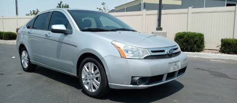 2010 Ford Focus for sale at AUTOMOTIVE SOLUTIONS in Salt Lake City UT