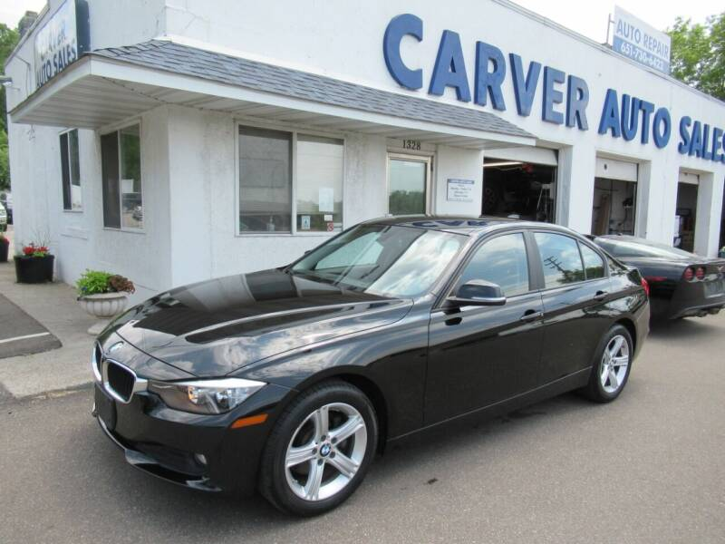 2014 BMW 3 Series for sale at Carver Auto Sales in Saint Paul MN