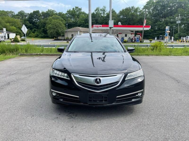 2015 Acura TLX for sale at Washington Auto Repair in Washington NJ
