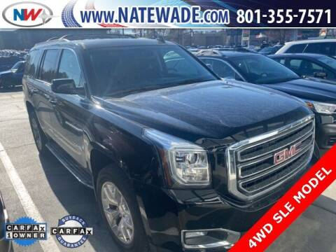 2018 GMC Yukon for sale at NATE WADE SUBARU in Salt Lake City UT