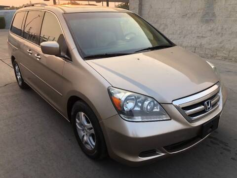 2006 Honda Odyssey for sale at Fast Lane Motors in Turlock CA