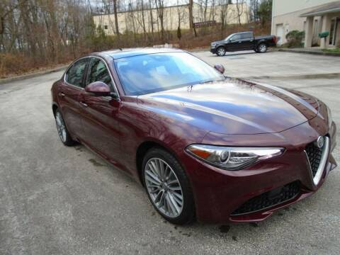 2017 Alfa Romeo Spider for sale at NJ Enterprises in Indianapolis IN