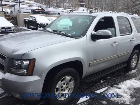 2012 Chevrolet Tahoe for sale at J & M Automotive in Naugatuck CT