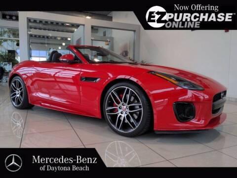 2020 Jaguar F-TYPE for sale at Mercedes-Benz of Daytona Beach in Daytona Beach FL