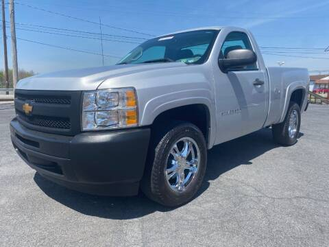 2012 Chevrolet Silverado 1500 for sale at Clear Choice Auto Sales in Mechanicsburg PA