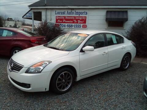 2008 Nissan Altima for sale at Locust Auto Imports in Locust NC
