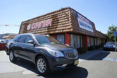 2014 Buick Enclave for sale at CARSTER in Huntington Beach CA