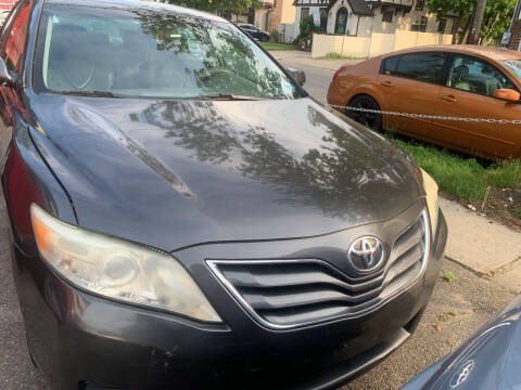 2011 Toyota Camry for sale at Gondal Motors in West Hempstead NY
