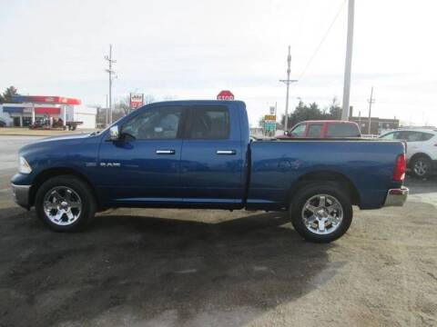 2009 Dodge Ram Pickup 1500 for sale at J & S Auto in Downs KS