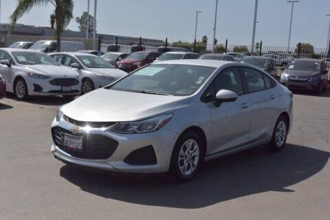 2019 Chevrolet Cruze for sale at Choice Motors in Merced CA