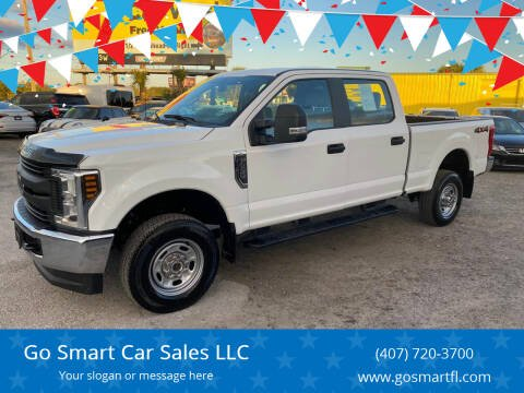 2019 Ford F-250 Super Duty for sale at Go Smart Car Sales LLC in Winter Garden FL