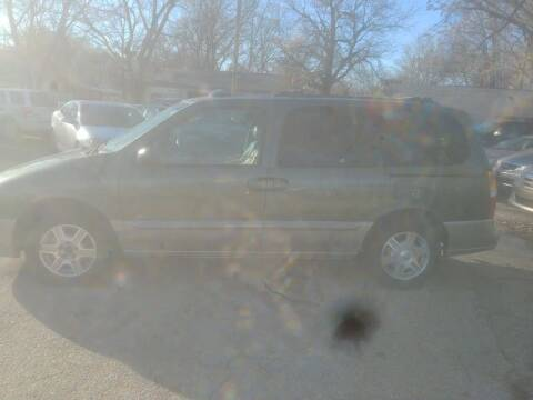 2002 Mercury Villager for sale at D & D Auto Sales in Topeka KS