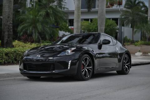 2019 Nissan 370Z for sale at EURO STABLE in Miami FL