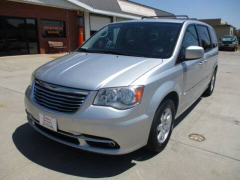 2012 Chrysler Town and Country for sale at Eden's Auto Sales in Valley Center KS