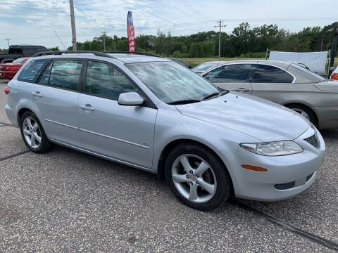 2004 Mazda MAZDA6 for sale at 51 Auto Sales Ltd in Portage WI