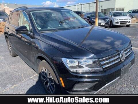 2019 Volkswagen Tiguan for sale at Hi-Lo Auto Sales in Frederick MD