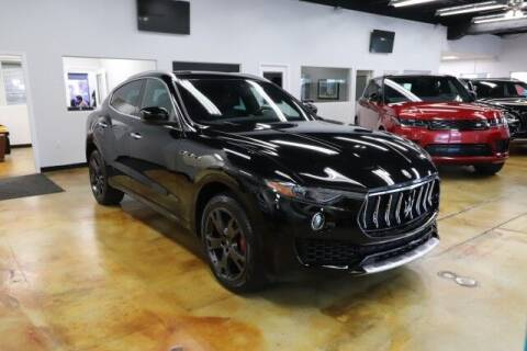 2018 Maserati Levante for sale at RPT SALES & LEASING in Orlando FL