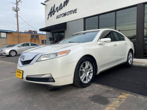2010 Acura TL for sale at Abrams Automotive Inc in Cincinnati OH