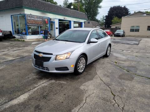 2011 Chevrolet Cruze for sale at MOE MOTORS LLC in South Milwaukee WI
