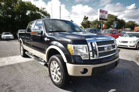 2010 Ford F-150 for sale at Grant Car Concepts in Orlando FL