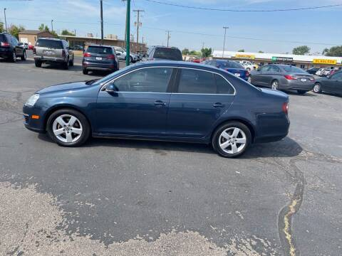 2008 Volkswagen Jetta for sale at University Auto Sales in Cedar City UT