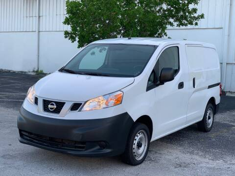 2017 Nissan NV200 for sale at Citywide Auto Group LLC in Pompano Beach FL