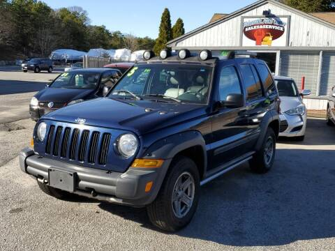 2005 Jeep Liberty for sale at Falmouth Auto Center in East Falmouth MA