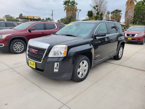 2014 GMC Terrain for sale at A AND A AUTO SALES in Gadsden AZ