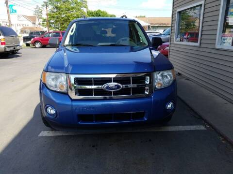 2009 Ford Escape for sale at Roy's Auto Sales in Harrisburg PA