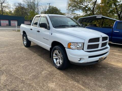 2002 Dodge Ram Pickup 1500 for sale at The Auto Lot and Cycle in Nashville TN