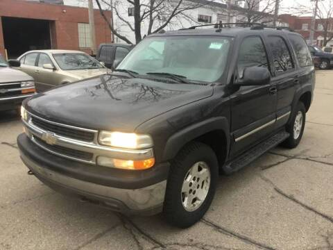 2004 Chevrolet Tahoe for sale at Steve's Auto Sales in Madison WI