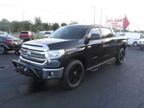 2016 Toyota Tundra for sale at Blue Book Cars in Sanford FL