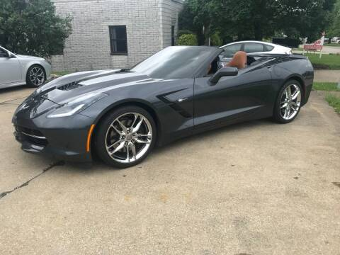 2014 Chevrolet Corvette for sale at Renaissance Auto Network in Warrensville Heights OH