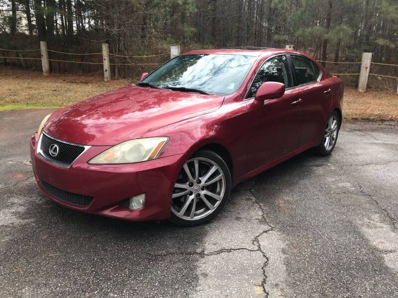 2007 Lexus IS 250 for sale at Global Imports Auto Sales in Buford GA