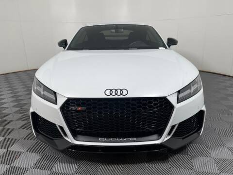 2019 Audi TT RS for sale at CU Carfinders in Norcross GA