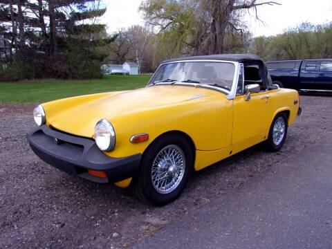 1977 MG Midget for sale at American Auto Sales in Forest Lake MN