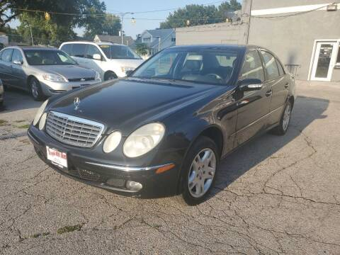 2006 Mercedes-Benz E-Class for sale at ROYAL AUTO SALES INC in Omaha NE