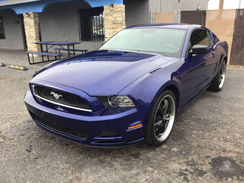 2014 Ford Mustang for sale at SPEND-LESS AUTO in Kingman AZ