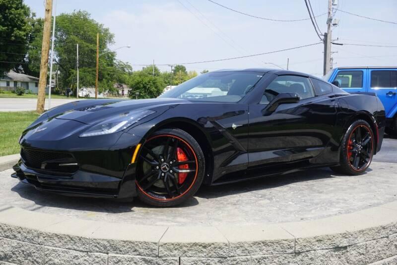 2014 Chevrolet Corvette for sale at Platinum Motors LLC in Heath OH