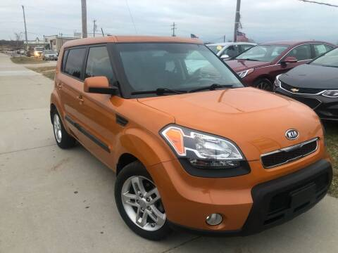 2011 Kia Soul for sale at Wyss Auto in Oak Creek WI