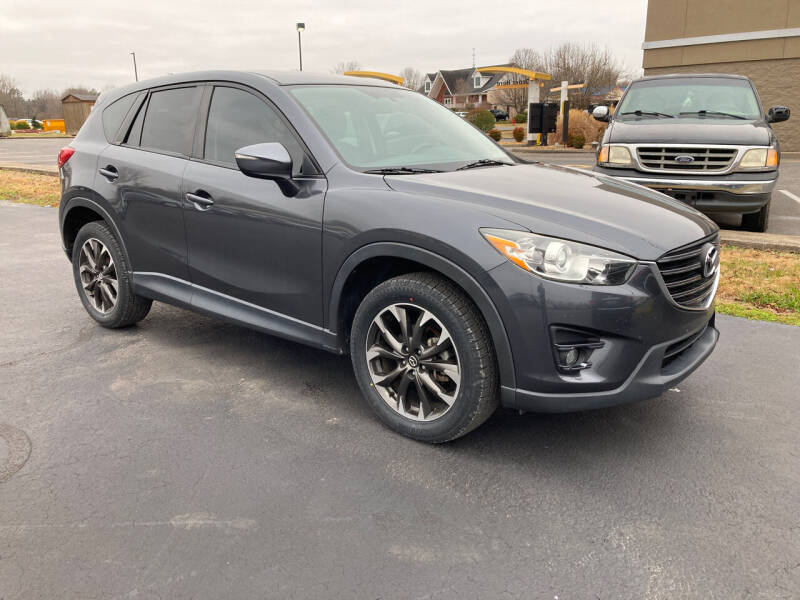 2016 Mazda CX-5 for sale at McCully's Automotive - Trucks & SUV's in Benton KY