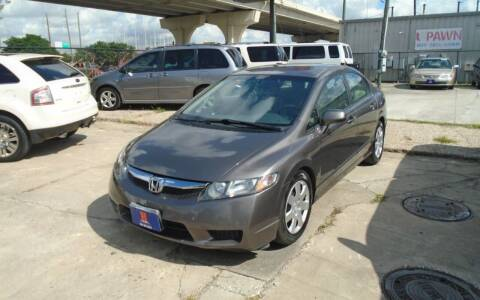 2009 Honda Civic for sale at Carfast in Houston TX