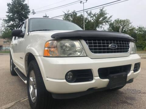 2004 Ford Explorer for sale at A & B Motors in Wayne NJ