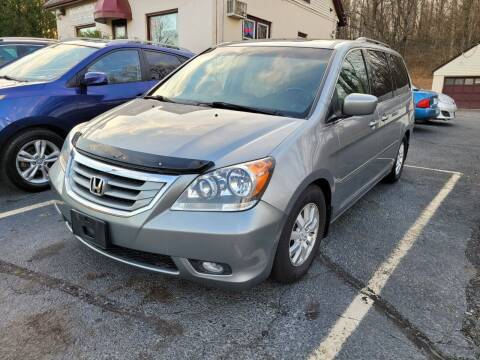 2010 Honda Odyssey for sale at Sussex County Auto & Trailer Exchange -$700 drives in Wantage NJ