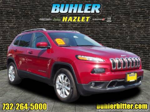 2017 Jeep Cherokee for sale at Buhler and Bitter Chrysler Jeep in Hazlet NJ