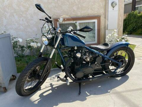 1973 Yamaha TX650 for sale at Vintage Car Collector in Glendale CA