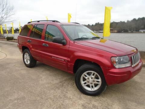 2004 Jeep Grand Cherokee for sale at Lake Carroll Auto Sales in Carrollton GA