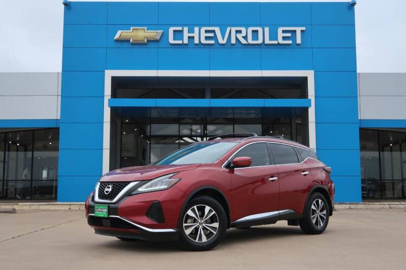 2020 Nissan Murano for sale at Lipscomb Auto Center in Bowie TX