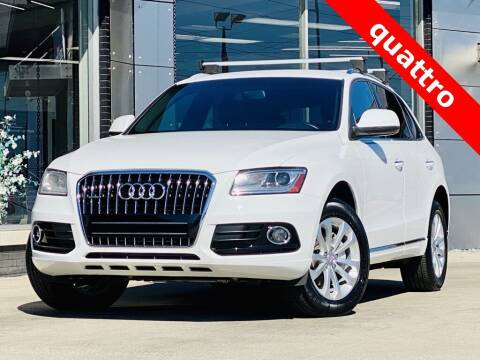 2015 Audi Q5 for sale at Carmel Motors in Indianapolis IN